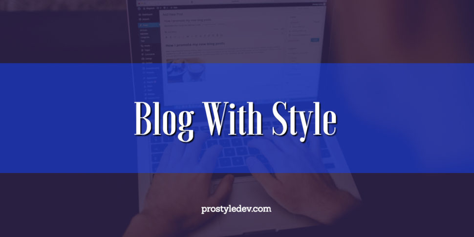 What Real Estate Professionals Should Blog About