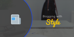 Blogging With Style - ProStyle