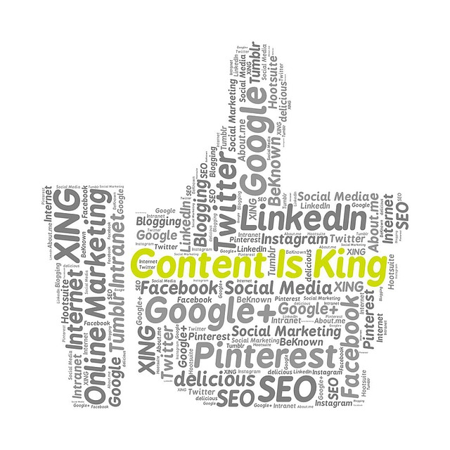 Treat Content Marketing and SEO as Two Sides of One Coin